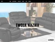 Strona WWW BLACK SB01 Landing Page + Domena
