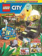 LEGO City  nr 4  z figurką Strażaka