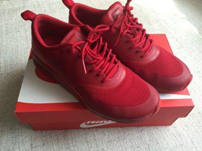 Nike Buty damskie Air Max Thea Premium bordowe r. 37 12