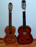 2 gitary Polecam 6 strun i 7 strun