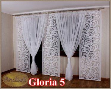 Gloria 5 Komplet Na Balkon 3 Panele Kokony Kar 3m
