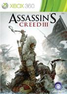 ASSASSIN's CREED III 3 PL XBOX 360 ŚWIAT_GIER_DGL