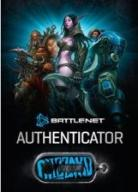 BLIZZARD BATTLE.NET AUTHENTICATOR TOKEN