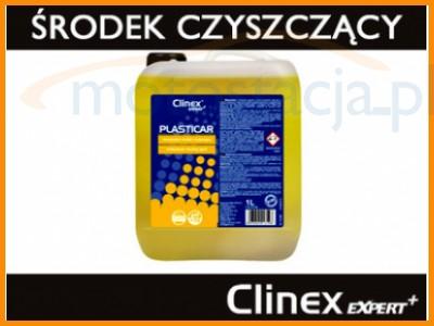 CLINEX EXPERT+ PLASTICAR  ŚRODEK CZYSZCZĄCY 5L