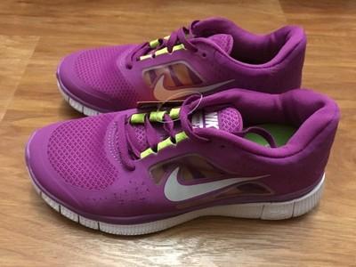 najlepszy design później styl mody Nike Free Run 5.0 v3 rozmiar 38 nowe fioletowe - 6632717689 ...