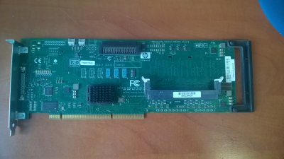 HP Smart Array RAID CONTROLLER 305414-001