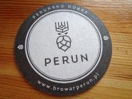 Podstawka browar Perun