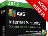 AVG Internet Security 1PC/2lata Automat Antywirus