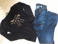 Bluzka spodnie Top secret House r.38