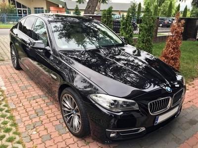 Bmw Serii 5 F10 Salon Polska Gwarancja Do 2018 6843172446 Oficjalne Archiwum Allegro