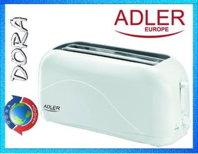 Adler Toster Adler AD 3207 1500W; kolor biały