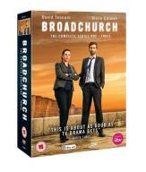Broadchurch [6 DVD] Sezony 1-3 /Gracepoint/