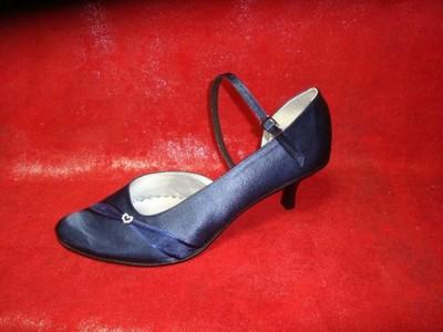 d7cfef2f buty damskie obuwie granatowe wizytowe 43 CASANI - 5046173123 ...