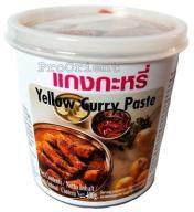 Tajska Pasta Curry Żółta LOBO 400g + GRATIS !