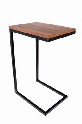 Stolik Pod Laptopa Kawowy Industrialny Pomocnik 5326749336