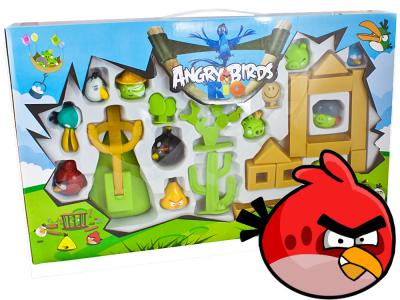Mega Zestaw Angry Birds Gra Wsciekle Ptaki Hit 2818064524 Oficjalne Archiwum Allegro