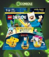 LEGO DIMENSIONS-LEVEL PACK 71245-ADVENTURE TIME