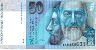 BANKNOT SŁOWACJA  156