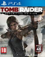 PS4 Tomb Raider: Definitive Edition TROFEA