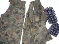 wojskowy Mundur polowy 123UP wz.2010 XXL/S+gratis