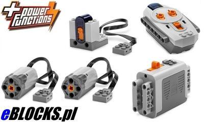 Lego Technic Zestaw Zdalnego Sterowania Ir Pf V2 2699480732