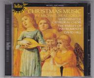 Christmas Music Westminster Cathedral Choir / CD