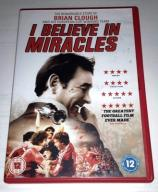 I BELIEVE IN MIRACLES, DVD