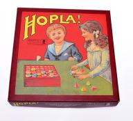 6141-40 ...HERITAGE TOYS AND GAME... w#w HOPLA
