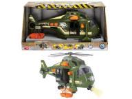 DICKIE Helikopter Wojskowy Zielony