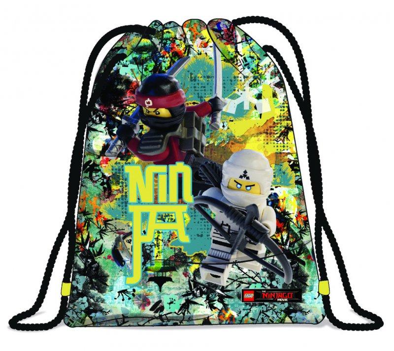 Worek plecak Lego Ninjago