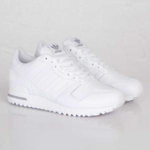 ADIDAS ZX 700 white, białe, 4513