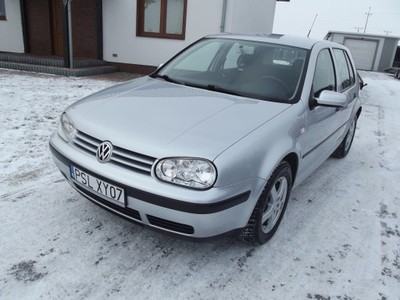 vw golf iv * 1.9tdi 101ps * klima ***2002r - 6713996373 - oficjalne