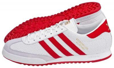 Buty Męskie Adidas Beckenbauer Białe 45.3 AD219 b
