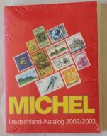 Katalog znaczków Michel Deutschland 2002/2003