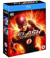 The Flash [8 Blu-ray] Sezony 1-2 /2016/ Nowość