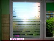 > Folia okienna matowa dekoracyjna Lambert 009
