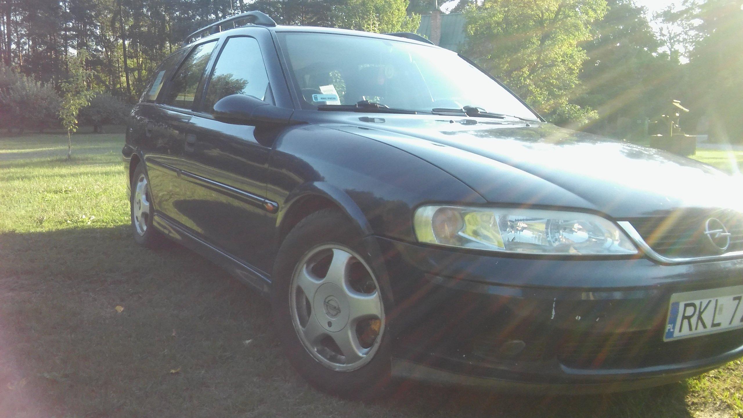 Opel Vectra B 1 6 Kombi 2000 R 7016056548 Oficjalne Archiwum Allegro