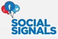 #Social Signals   6000+ sygnały FB TW G+ LinkedIN