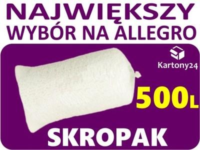 Wypełniacz SKROPAK - 500L