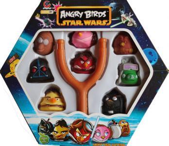 Gra Angry Birds Star Wars Gumowe Postaci 3825185269 Oficjalne Archiwum Allegro