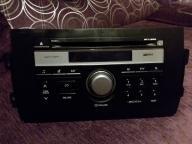 Radio fabryczne do fiata sedici cd/mp3