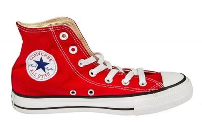 Trampki Converse Chuck Taylor All Star Hi Red 40