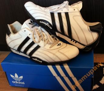 new style 339cd 79f3e ADIDAS GOODYEAR ADIRACER REMODEL LO 42.23 US9