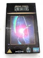 KOLEKCJA UNIKAT video VHS Star Trek Generations