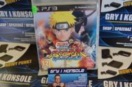 PS3 NARUTO ULTIMATE NINJA STORM GENERATIONS PUDEŁK