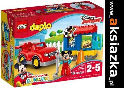 Lego Duplo 10829 Warsztat Myszki Miki Nowe Kraków 6632949078