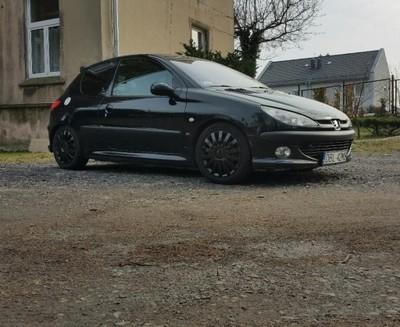 Peugeot 206 Gti 6855066984 Oficjalne Archiwum Allegro