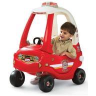 Little Tikes Samochód Cozy Coupe Straż Pożarna