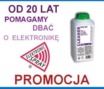 ALKOHOL IZOPROPYLOWY/IPA/IZOPROPANOL 99% 1000 ml