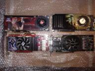 USZKODZONE KARTY GRAFICZNE AMD ATI 15 SZTUK